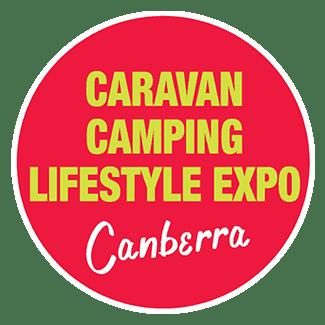 caravan camping lifestyle expo canberra logo