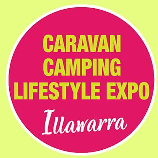 caravan camping lifestyle expo illawarra logo